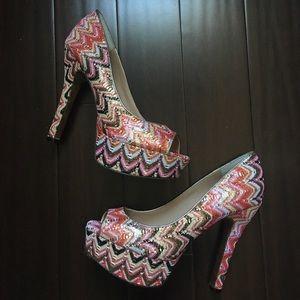 Betsey Johnson Shoes - NWOT Betsy Johnson Heels
